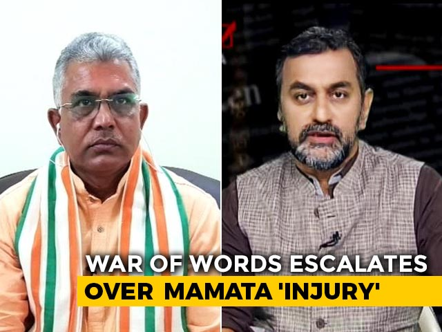 Video : Mamata Banerjee Is Not Reliable: Dilip Ghosh