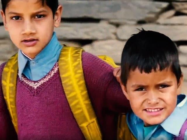 Video : Rang De India For Education