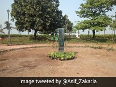India's Second Mysterious Monolith Appears In Mumbai Park