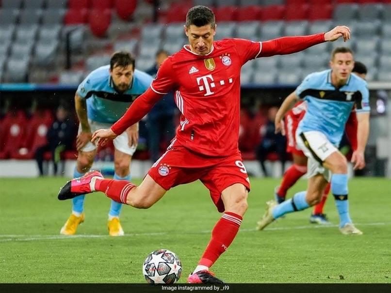 Robert Lewandowski Ruled Out For 4 Weeks To Miss Bayern Munich S Champions League Tie Vs Psg Football News