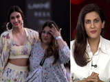 Video : Designer Payal Singhal On Her Collection At FDCI Lakme Fashion Week