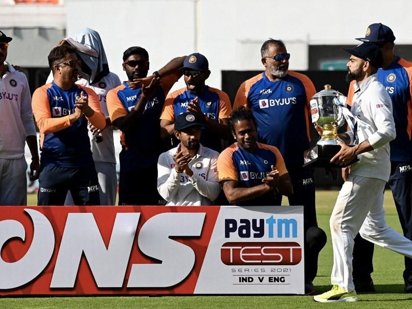 "India vs England: Virat Kohli Sets Sights On ""One Big Game"" To Win World Test Championship"