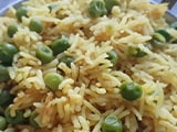 Video : How To Make Matar Pulao | Easy Matar Pulao Recipe Video