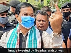 Assam Congress, Allies Complains To Election Body About Chief Minister Sarbananda Sonowal