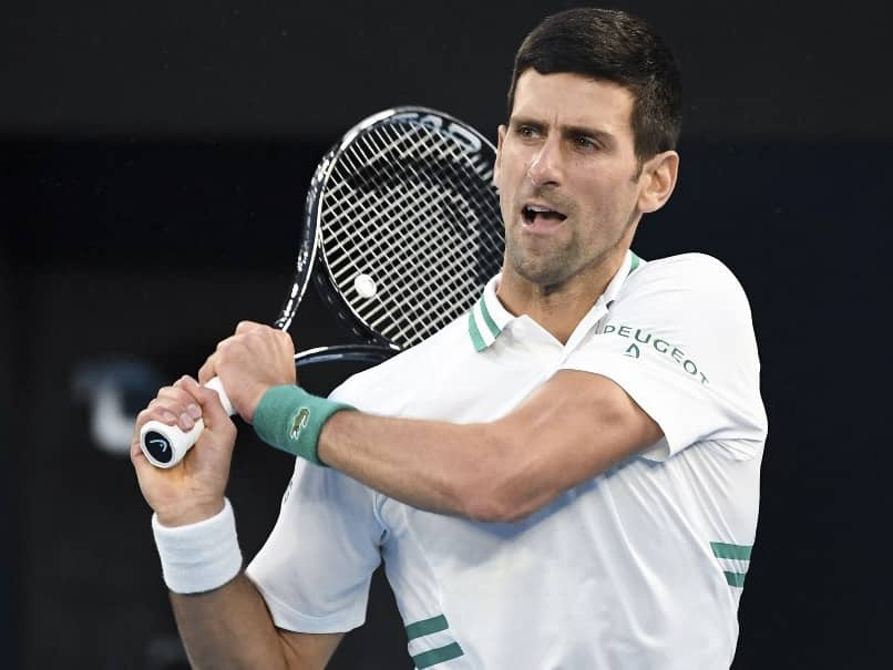 Novak Djokovic, a six-time Miami Open champion, cited the global travel issues caused by the COVID-19 pandemic and his desire to balance events and family life.