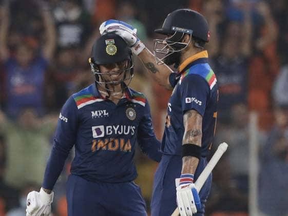 "India vs England, 2nd T20I: Virat Kohli Praises ""Fearless"" Ishan Kishan After Series-Levelling Win"