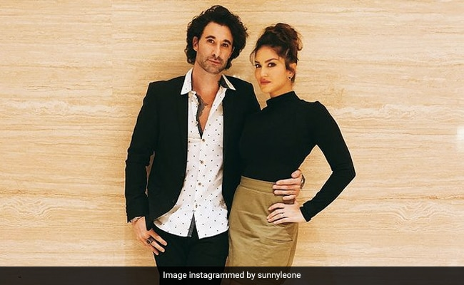 Sunny Leone Went On A Date With Daniel Weber. How Cute Is His One Word Caption?