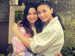 To Birthday Girl Alia Bhatt, With Love From Sister Shaheen
