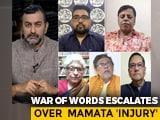 "Video: ""Attack"" On Mamata Banerjee: Drama Or Design?"