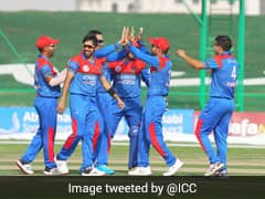 2nd T20I: Mohammad Nabi Helps Afghanistan Seal Series Win Over Zimbabwe