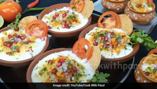 Watch: This 10 Min Aloo Chaat Recipe Will Fulfil All Your Street Food Cravings