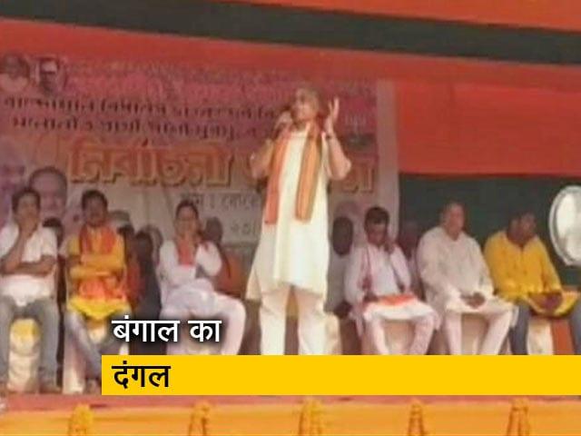 Video : ममता बनर्जी पर बंगाल BJP अध्यक्ष का ताना, साड़ी की जगह बरमूडा पहनें