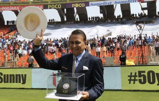 Watch: BCCI Felicitates Gavaskar On 50th Anniversary Of His Test Debut