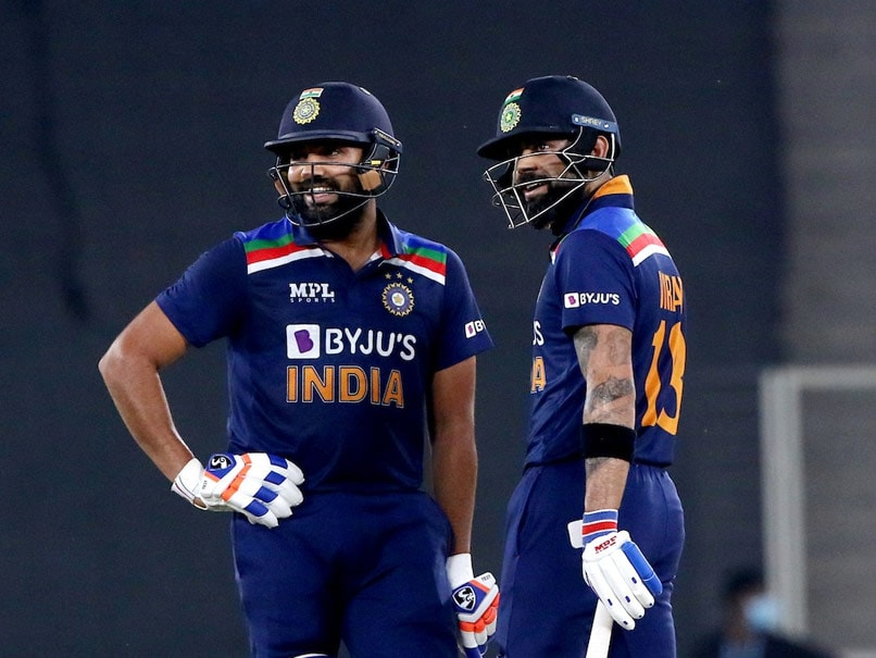 """India vs England: """"Would Like To Partner Rohit Sharma At The Top"""", Virat Kohli On Opening In T20Is"""