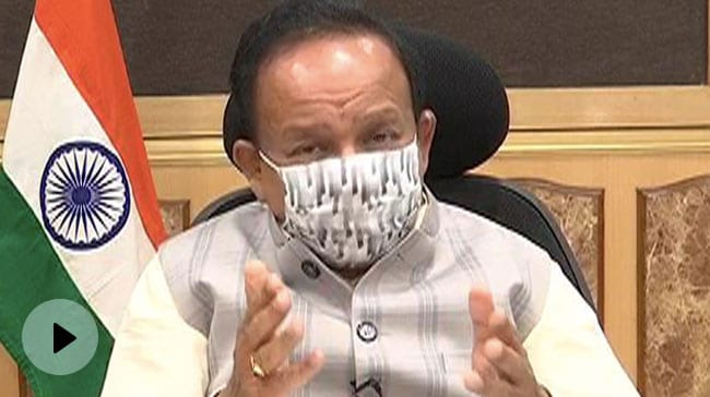 Video | 29 Lakh Registered On Day 1 Of Public Rollout Of Vaccines: Harsh Vardhan