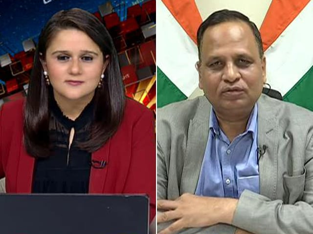 Video : Covid Positivity Rate Less Than 1% For Over 1 Month: Delhi Health Minister