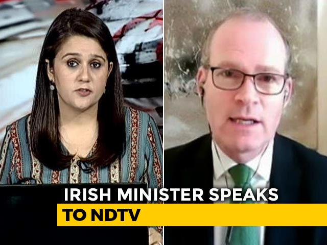 Video : Ireland's Foreign Minister Speaks To NDTV On Pandemic, Vaccines
