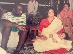 Neena Gupta, Vivian Richards And Little Masaba In A Priceless Throwback