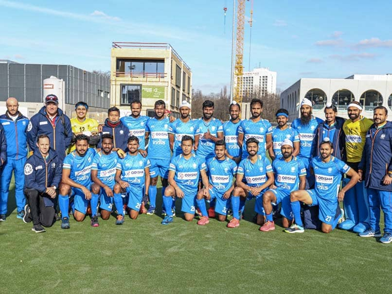 Mandeep Singh Stars As India Beat Great Britain 3-2 To End Europe Tour On Unbeaten Note