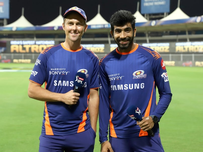 """IPL 2021: Jasprit Bumrah """"One Of The Best Death Bowlers"""", Makes My Job Easier, Says Trent Boult"""