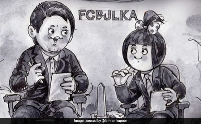 Ram Kapoor 'Speechless' At Amul's Tribute To His Father, A 'True Legend'