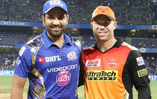 IPL 2021: Mumbai Indians vs SunRisers Hyderabad Live Updates