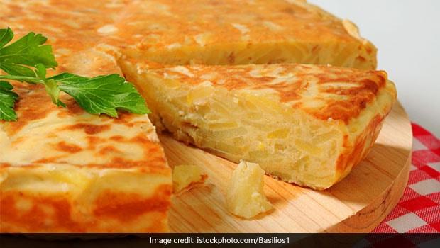 Aloo Omelette