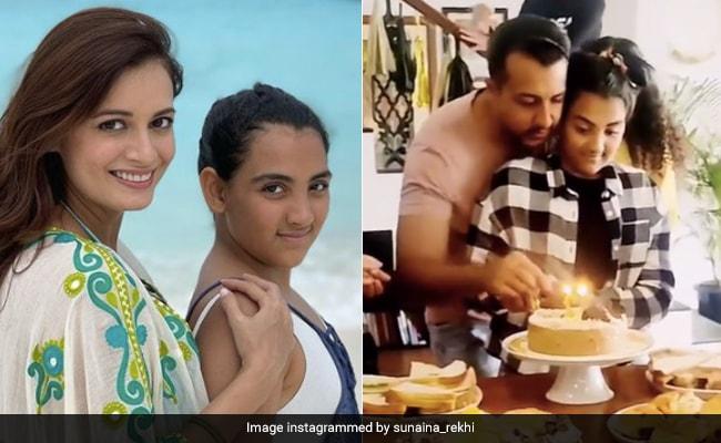 दीया मिर्जा और वैभव रेखी ने मनाया बेटी समायरा का जन्मदिन, एक्सवाइफ सुनैना रेखी भी आईं नजर- देखें Video