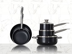 6 Best Ceramic Cookware Sets For Your Kitchen