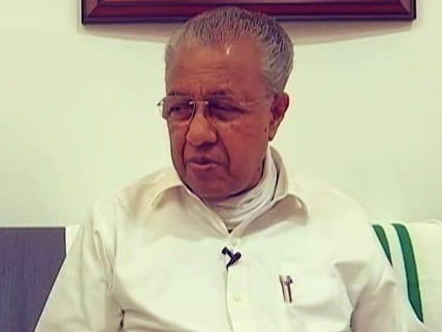 "Video : Reality Check: Pinarayi Vijayan On ""Modi Factor"" In Kerala"