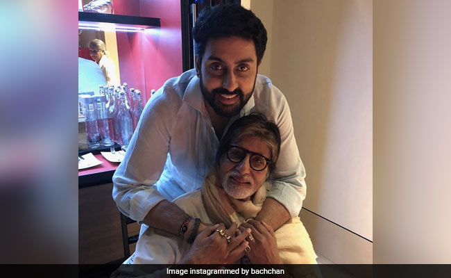 'I Am No Different From Any Other Father:' Amitabh Bachchan Shares His Thoughts After Watching Son Abhishek's The Big Bull