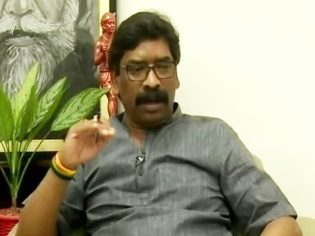 Video : Jharkhand Chief Minister Writes To PM Modi For Free Vaccines For All Ages