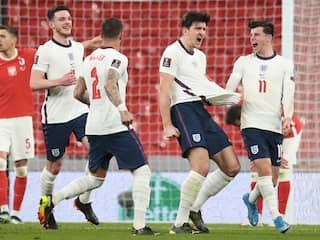 FIFA World Cup Qualifiers: Harry Maguire Strikes Late As England See Off Poland To Keep Perfect Record