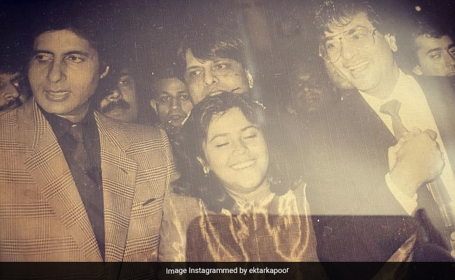How It Started And How It's Going For Ekta Kapoor And This Acting Legend
