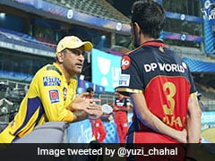 """""""The Best Moment Is Reunite"""": Yuzvendra Chahal Shares Pic With MS Dhoni"""