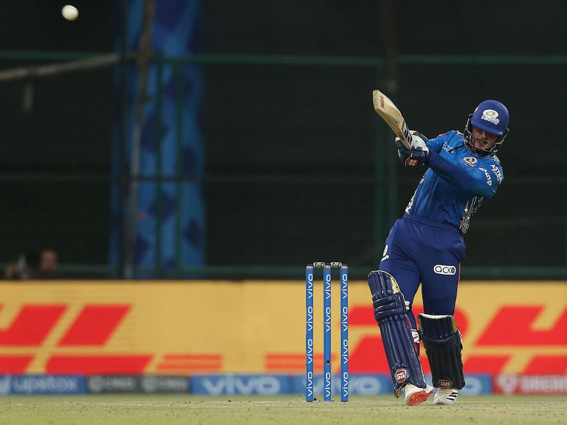 "IPL 2021: Quinton De Kock Says Mumbai Indians Feel ""Very Safe"" Inside Bio-Secure Bubble"