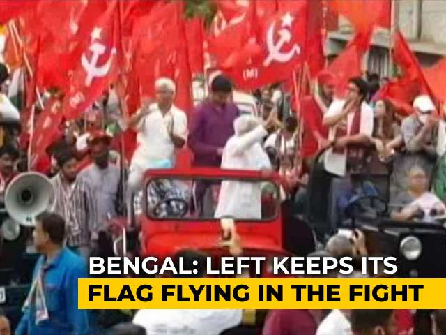 Video : Bengal: Left Fields Large Number Of Young Candidates
