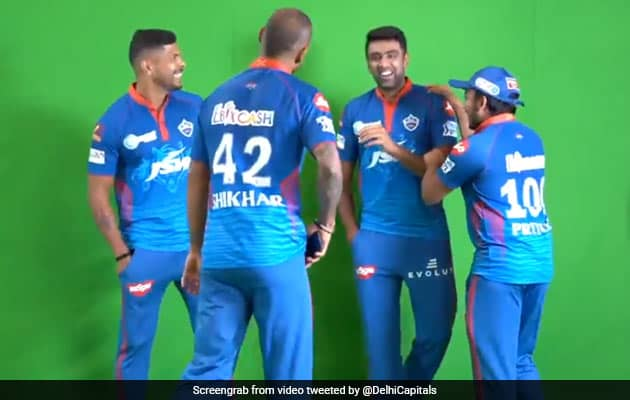 Watch: Dhawan Trying To Coax R Ashwin To Dance Is A Giggle Fest
