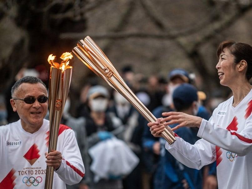 Cancel Osakas Olympic Torch Relay Leg Over Coronavirus, Says City Governor