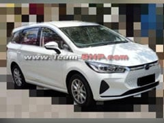 BYD e6 Spotted Testing In India