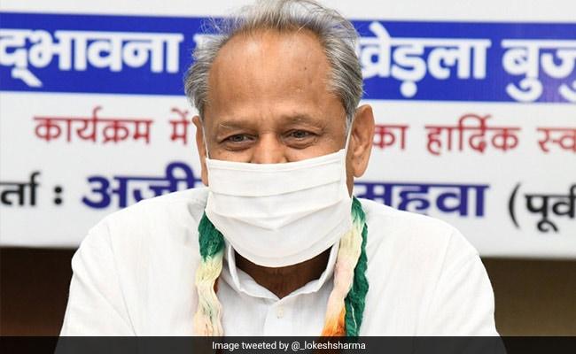 Rajasthan Chief Minister Ashok Gehlot Undergoes Angioplasty