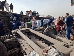 11 Dead, Nearly 100 Injured After Train Derails In Egypt