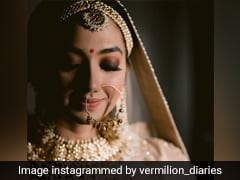 Bridal Nose Ring Designs In Gold That You'll Love To Flaunt