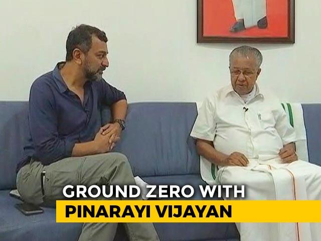 Video : Reality Check: Pinarayi Vijayan's Moment Of Destiny?