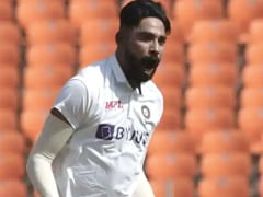 My Dream Is To Be India's Highest Wicket-Taker: Mohammed Siraj