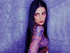 Shruti Haasan's Gothic Look Gives Instagram The Feels