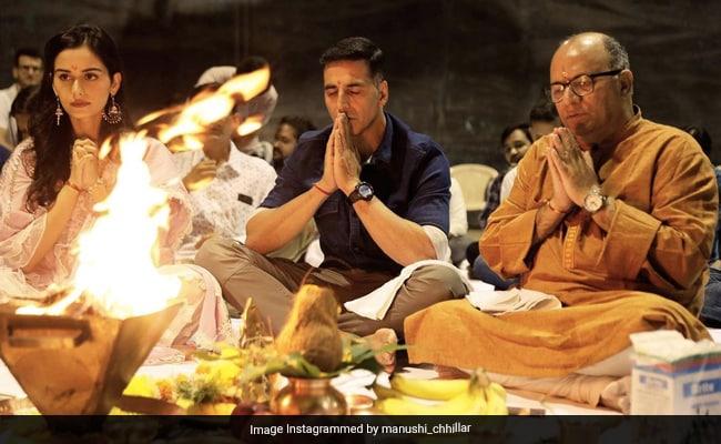 Prithviraj: Akshay Kumar, Manushi Chhillar's Film Is Inspired By Epic Poem Prithviraj Raso