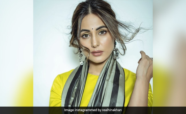 Hina Khan Tests Positive For COVID-19:
