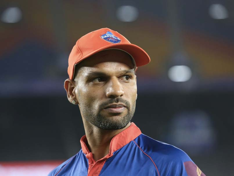 """Shikhar Dhawan To Donate Rs 20 Lakh, Money From Post-Match IPL Awards To """"Mission Oxygen"""" For Indias Covid-19 Hospitals"""