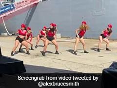 ऑस्ट्रेलियाई मिलिट्री ईवेंट में डांस को लेकर जमकर हुआ बवाल, वायरल हुआ Video